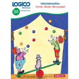 LOGICO Piccolo 3302 - Iskolakezdés: Formák - Minták - Mennyiségek