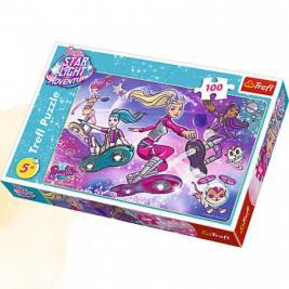 Barbie puzzle 100 db