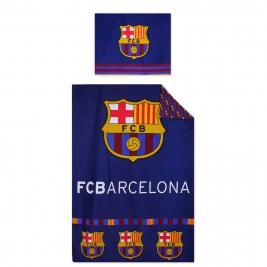 FC Barcelona ágyneműhuzat 140*200 és 70*90 cm