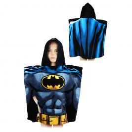 Batman pamut poncsó törölköző