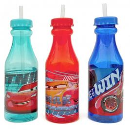 Verdák - Cars üvegformájú kulacs