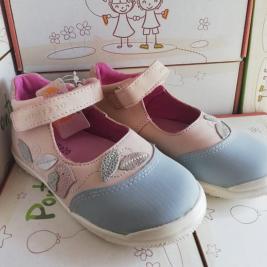 Ponte20 szupinált félig nyitott lány cipő