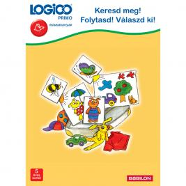 LOGICO Primo 3225 - Keresd meg! Folytasd! Válaszd ki!