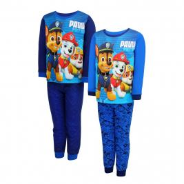 Mancs Őrjárat - Paw Patrol Mancs Őrjárat kétrészes hosszú pizsama fiúknak
