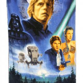 Star Wars pamut strand törölköző 70*140 cm