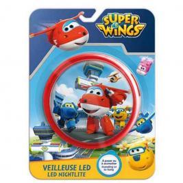 Szuperszárny - Super Wings led lámpa nyomós