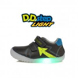 D.D.Step világító talpú fiú cipő