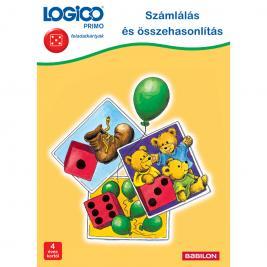 LOGICO Primo 3224 - Számlálás és összehasonlítás