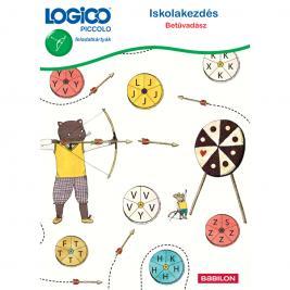 LOGICO Piccolo 3305 - Iskolakezdés: Betűvadász