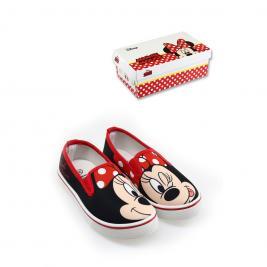 Minnie egér slipon cipő lányoknak
