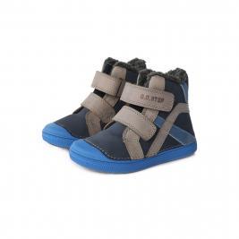 D.D.Step bundás magasszárú fiú cipő