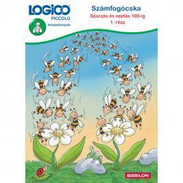 LOGICO Piccolo 3483 - Számfogócska: Szorzás és osztás 100-ig 1. rész
