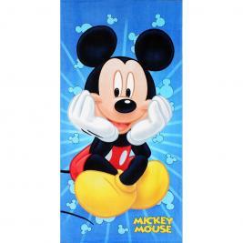 Mickey pamut strand törölköző