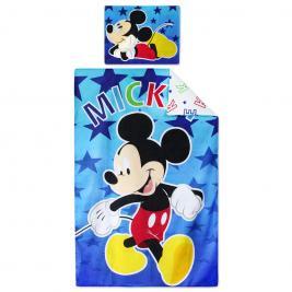 Mickey egér - Mickey Mouse ovis ágyneműhuzat 90*140 és 40*55 cm