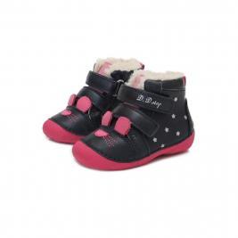 D.D.Step bundás magasszárú zárt lány cipő