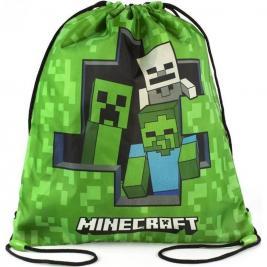 Minecraft tornazsák 32*35 cm