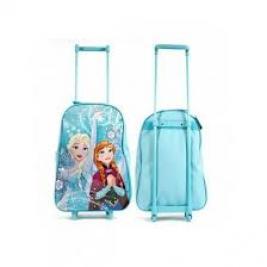 Jégvarázs - Frozen gurulós húzós táska