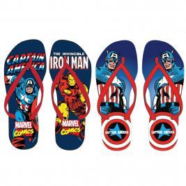 Avengers - Bosszúállók flip-flop papucs  40-45