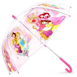 Princess - Hercegnők átlátszó esernyő