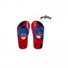 Miraculous Ladybug - Csodálatos Katicabogár flip flop papucs