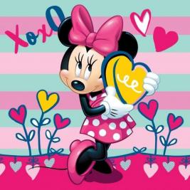 Minnie egér - Minnie Mouse párna 40*40 cm