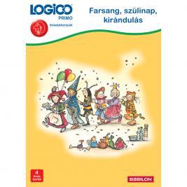 LOGICO Primo 3213 - Farsang, szülinap, kirándulás