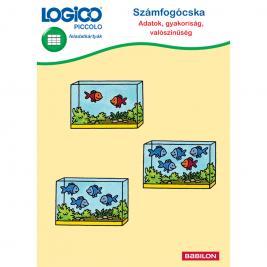 LOGICO Piccolo 5455 - Számfogócska: Adatok, gyakoriság, valószínűség