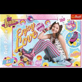 Soy Luna puzzle 160 db