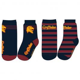 Harry Potter 2 db-os zokni szett