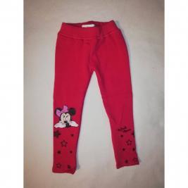 Minnie egér - Minnie Mouse vastag bélelt téli leggings lányoknak