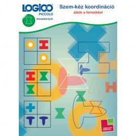 LOGICO Piccolo 3464 - Szem-kéz koordináció: Játék a formákkal