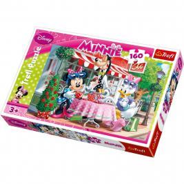 Minnie Egér - Minnie Mouse puzzle 160 db