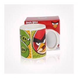 Angry Birds porcelán bögre