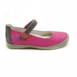 Ponte20 szupinált félig nyitott lány szandálcipő