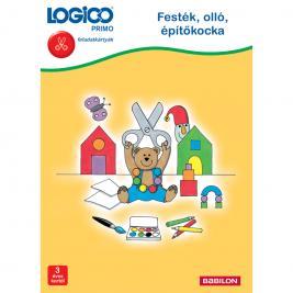 LOGICO Primo 3219 - Festék, olló, építőkocka