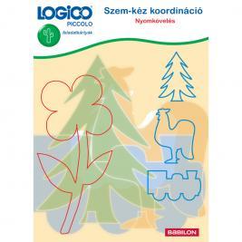 LOGICO Piccolo 3465 - Szem-kéz koordináció: Nyomkövetés