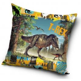 T-Rex párna 40*40 cm