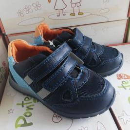 Ponte20 szupinált fiú zárt cipő