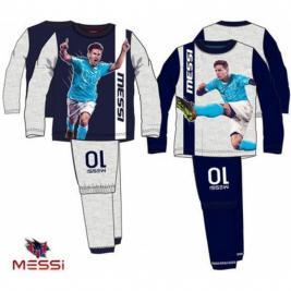 Messi pamut hosszú pizsama