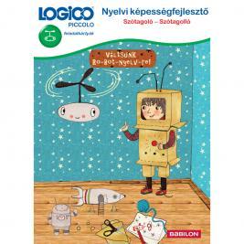 LOGICO Piccolo 3308 - Nyelvi képességfejlesztő: Szótagoló-Szótagolló