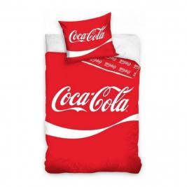Coca-Cola ágyneműhuzat 140*200 és 70*90 cm