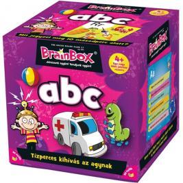 Brainbox ABC játék - betűs