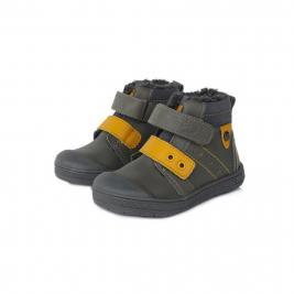 Ponte20 szupinált bundás fiú magas szárú cipő
