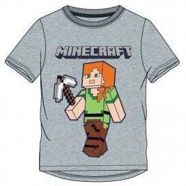 Minecraft pamut rövid ujjú póló