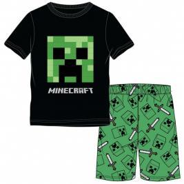 Minecraft rövid pizsama