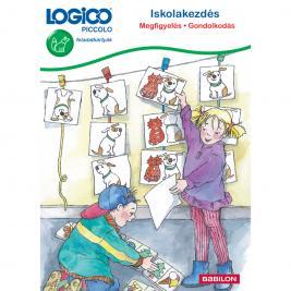 LOGICO Piccolo 3301 - Iskolakezdés: Megfigyelés-Gondolkodás