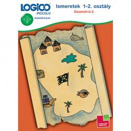 LOGICO Piccolo 3447 - Ismeretek 1-2. osztály: Geometria 2.