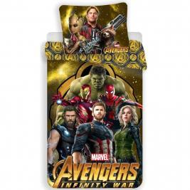 Avengers - Bosszúállók ágyneműhuzat 140*200 és 70*90 cm