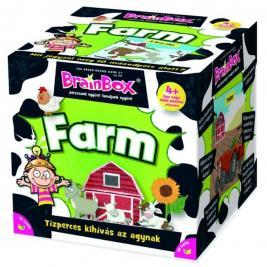 Brainbox Farm - memória játék