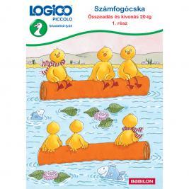 LOGICO Piccolo 3476 - Számfogócska: Összeadás és kivonás 20-ig 1. rész